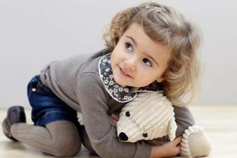 Luxe Childrenswear Collections - Les Enfantines' Luxury Children's Clothing is Refined