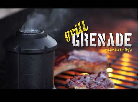 Simplified Grill Smokers - A BBQ Smoker Offers Easy and Alternative Flavors