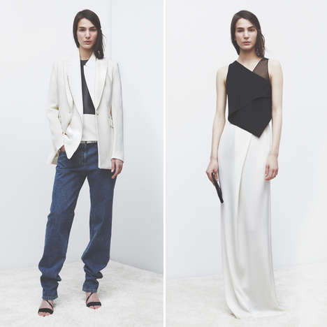 Casual Chic Celebratory Collections - The Phillip Lim Holiday 2013 Line is Simple New Year