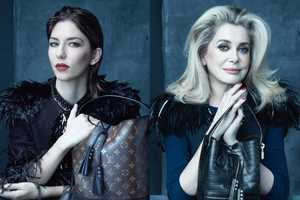 Marc Jacobs Says His Goodbyes with The Louis Vuitton SS 2014 Ad