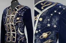 $180,000 Vintage Jackets - The Elsa Schiaparelli Zodiac Jacket Will Empty Your Bank Accounts