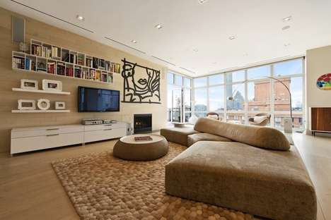 wolf of wall street penthouse