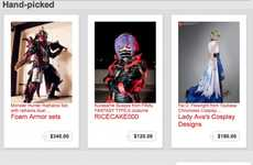 Online Cosplay Marketplaces