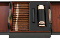 Luxurious Celebrity Cigar Lines - Iconic Rapper Jay-Z Recently Created the Cohiba Comador