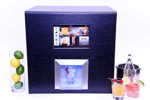 The Monsieur Drink Machine Can Whip Up Your Favorite Drinks