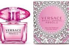 Romantic Reinvented Crystallized Fragrances - The Versace Bright Crystal Absolu Perfume is Elegant