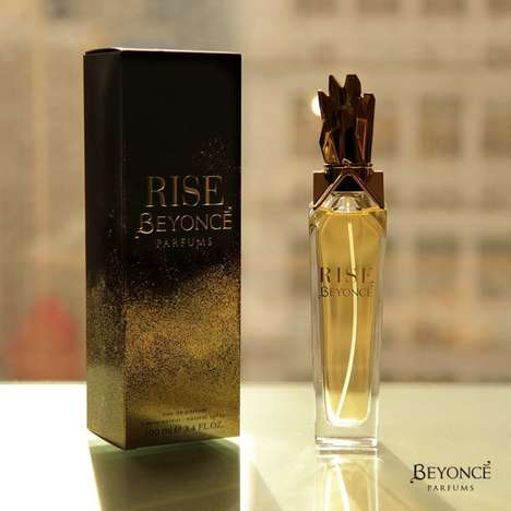 Iconic Poet-Inspired Fragrances - Beyonce