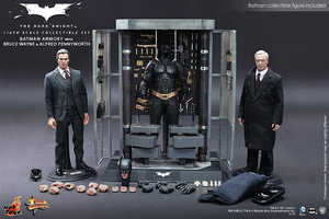 The Dark Knight Armory Collection is a Comprehensive Collectible