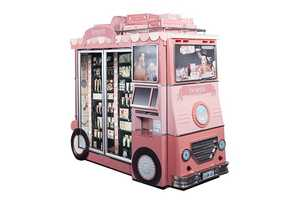 Benefit Cosmetics Developed Clever and Practical Beauty Kiosks