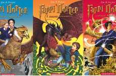 Globe-Trotting Fantasy Book Covers