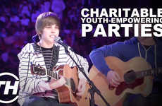 Charitable Youth-Empowering Parties
