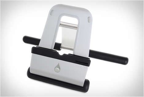 Lounging-Encouraging Tablet Mounts - The iPad iRest is Perfect for Couch-Loving Tech Users