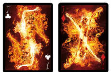 Collectable Pyromaniac Playing Cards