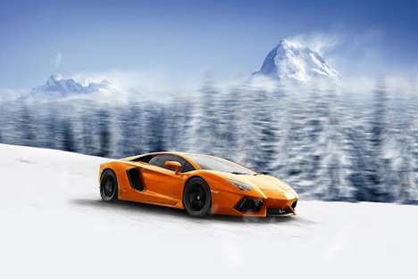 Face-Reading Car Contests - The Billionaire Shop Will Give a Lambo to Whoever Wishes Most for It