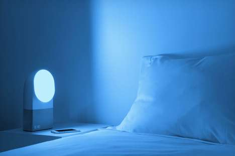 Soothing Sleep Devices - The Withings Aura Kit Ensures Maximum Restfulness During the Night