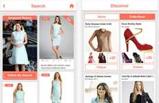 Fashion Finding Apps