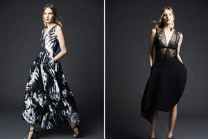 The Preen Pre-Fall 2014 Collection Brings in Asian Florals