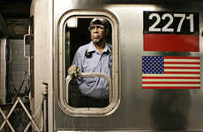 Subway Conductor Portraits