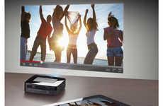 Portable Smartphone Projectors