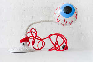 This Eyeball Light From Earth Sea Warrior Will Help You See Better