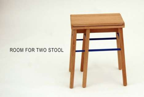 Room for Two Stool