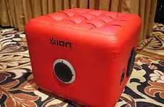 Literal Musical Chairs - The ION Audio Sound Lounge Was Shown at CES 2014