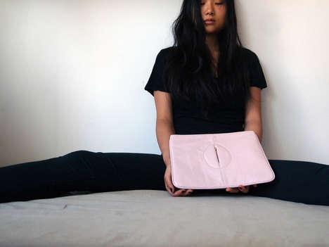 Chic Reproductive Organ Purses - The P*ssy Pouch is Every Feminist's Favorite Fashion Accesso