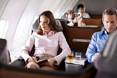 30 Ways Flying is Improving - From Android-Powered Airlines to Booze Filled Flights