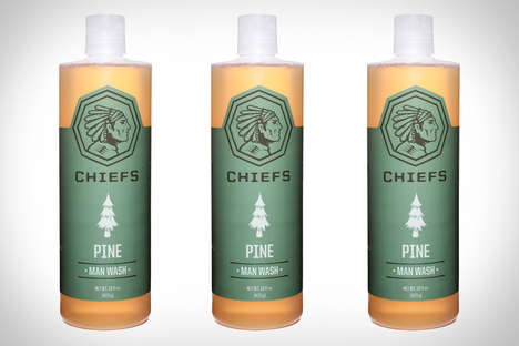 Chiefs Pine Man Wash
