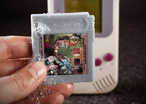 Soapy Gamer Cartridges - These Soaps Will Take You Way Back
