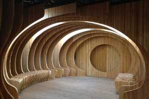 The University of Seoul Rest Hole is Made for Student Enjoyment