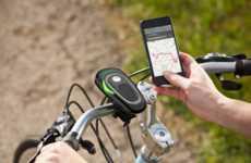 Subtle Biker GPS Systems