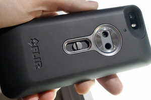The FLIR One is a Personal Vision App