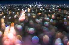Magical Bokeh Cityscapes