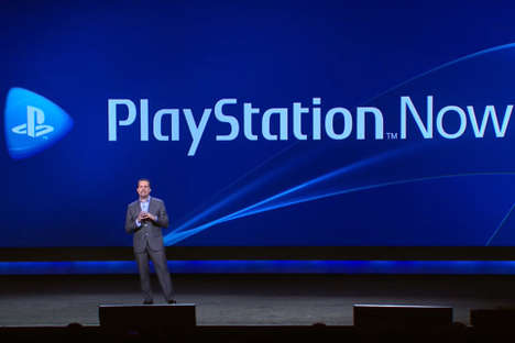 Cloud-Streamed Videogame Systems - The Sony PlayStation Now Just Launched at CES 2014