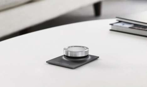 Solo Dial Audio Devices - Beosound Essence System Presents Futuristic Formal Reduction at CES 2014