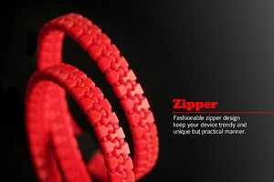 The Xpower Zipper USB Cable Was Unveiled at CES 2014