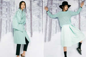 The Tibi Pre-Fall 2014 Collection Brings the Summer Heat
