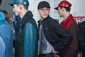 Richard Nicoll's Fall Collection Boasts Remixed Menswear Classics