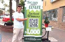 QR Code Contest Pranks