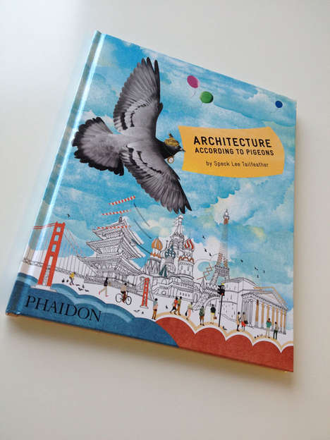 Avian Architecture Books - Stella Gurney
