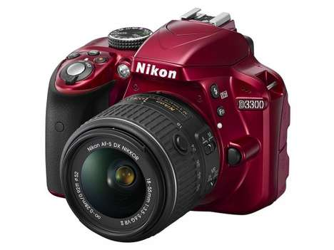Highly Capable Compact Cameras - The New Nikon D3300 Shoots Out All its Compitetors at CES 2014