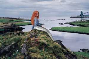 These Real-Life Mermaids Were Captured From Many Places