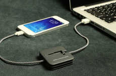 Conducive Mobile Charging Stations - The 'JUMP' is a Charging Solution for Your Busy Lifestyle