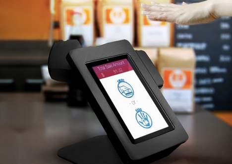 Vein-Scanning Checkout Systems - The Fujitsu PulseWallet Lets You Pay Using Your Palm