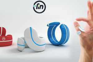 This Fin Bluetooth Ring Was Revealed at CES 2014