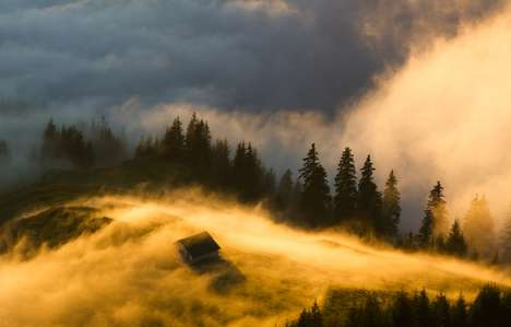 Waning Sunlight-Centered Photography - The National Geographic Golden Hour Series is Glowing