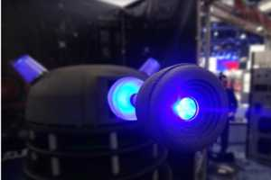 The Massive Audio Dalek Blasted Hip Beats at CES 2014