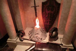 The Dark Souls Cafe is Designed for Fans of the Video Game Series