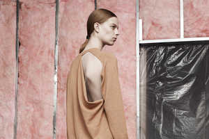 The Alexander Wang Pre-Fall 2014 Falls Apart at the Seams